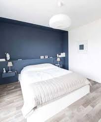 chambre bleu marine élégant chambre bleu canard deco