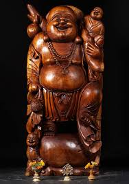 wood buddha statues wooden buddha sculpture hindu gods buddha