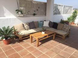 diy pallet patio furniture plans crustpizza decor creative