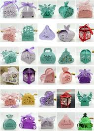 candy favor boxes wholesale multicolor style laser cut favor boxes wholesale luxury wedding