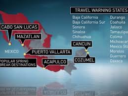 is it safe to travel to cancun images Travel warnings issued for mexico spring break jpg
