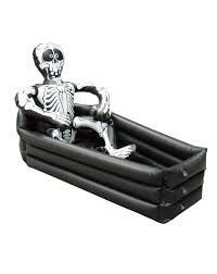 must have inflatable coffin cooler 12 99 halloween