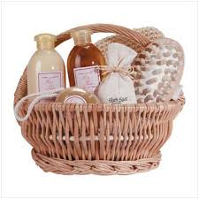gift sets wholesale spa gift basket herb garden therapy spa bath