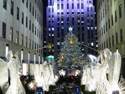 gardiner u0027s rockefeller center christmas tree commemorated at town