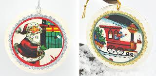 day 24 vintage card ornaments krafty kath