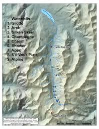 Bozeman Montana Map by Hyalite