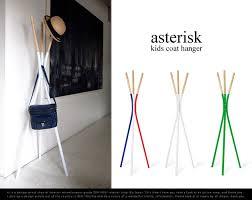 zen you rakuten global market し掛け asterisk kids coat hanger