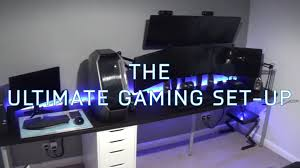the ultimate gaming set up alienware area 51 unboxing youtube