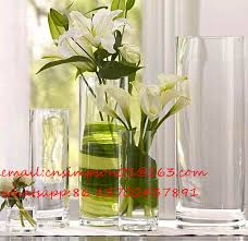 Clear Vases Bulk Glass Vase Glass Vase Suppliers And Manufacturers At Alibaba Com