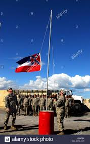 Missippi State Flag Guantanamo Bay Cuba U2013 Airmen With The 474th Expeditionary Civil