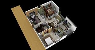 3d floor plan rendering omkara 3d floor plan rendering