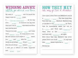 wedding mad lib template port thirty one wedding madlibs