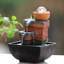 fountain for home decoration water decoration for home jonlou home