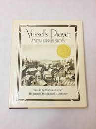 yom kippur atonement prayer1st s day gift ideas yussel s prayer a yom kippur story vintage book circa