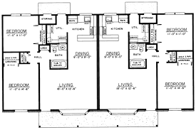 2 bedroom ranch floor plans modern house plans 2 bedroom 1 story plan small bungalow open