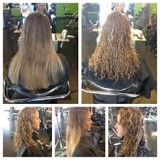 can a root perm be done on fine hair wavy spiral perm too bad my hair can t naturally look like
