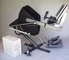 Mechanical Chair Flightgear Flight Simulator