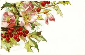 catnipstudiocollage free vintage clip art christmas holly