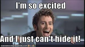 Im So Excited Meme - at the end of the day i m so excited it is what it is