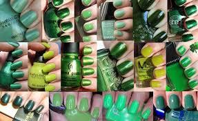 green nail polish u2013 best brands mint dark neon emerald light