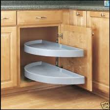 Blind Corner Kitchen Cabinet The U201cblind Corner U201d Cabinet Above Makes Better Use Of Corner Space