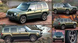 chrome jeep patriot jeep patriot concept 2005 pictures information u0026 specs