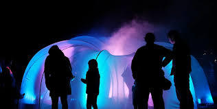 the lights fest ta portland winter light festival