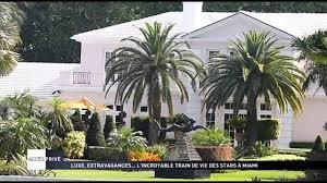 Maison De Luxe Americaine by Acces Prive Maisons De Stars Youtube
