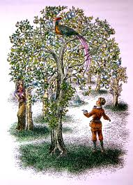 the bible in the magician s nephew the great tree of narnia