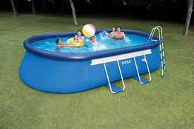 Inground Pool Kits Clearance Oval Above Ground Swimming Pools Above Ground Pools Ideas