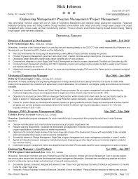 Manufacturing Engineering Manager Resume Management Skills For Resume Berathen Com