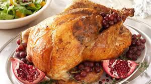 roast turkey with sausage cabbage recipe taste of home