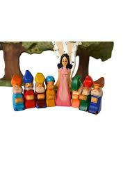 snow white dwarfs elves u0026 angels heirloom quality