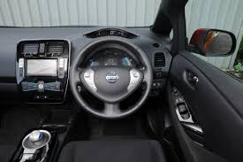 nissan leaf 2017 interior nissan leaf best used electric car 2017 pictures auto express