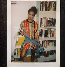 80s sweater dress dress shirt tribal pattern print karrueche misskl