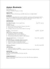sample of resume skills examples of resume qualifications for