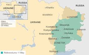 ukraine map ukraine crisis in maps news
