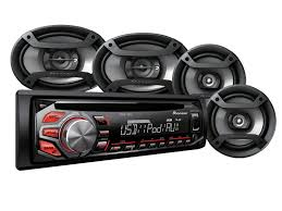 dxt x2669ui complete car audio package pioneer electronics usa