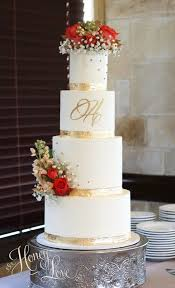 honeylove cakery wedding cake hurst tx weddingwire