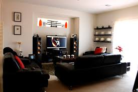 home theater examples furniture exciting living roomgaming setup far creative room