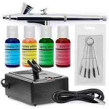 Airbrush System For Cake Decorating Cake Decorating Airbrush Ebay