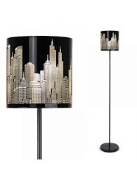 stylish desk lamps lights new york floor lamp with pacific coast lighting mod inch