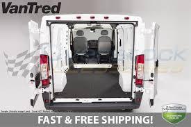 bedrug vantred mat 2015 2018 ford transit 250 350 extended cargo