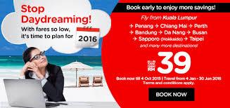 airasia singapore promo airasia offers special promotion for 2016 airasia