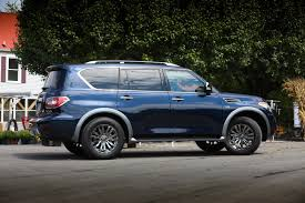 nissan armada buy here pay here 2018 nissan armada platinum reserve adds even more luxury