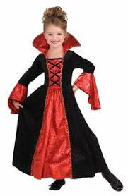 Halloween Costume Kids Girls Girls Fun Halloween Dress Queen Vampire Costume Kids Carnival