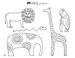 zoo draw your own animals 611447 coloring pages for free 2015