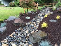 kim landscaping ideas rocks gravel diy rock garden design tips 15