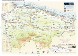 Asturias Spain Map by District Of Llanes Map Official Tourism Website Of Llanes