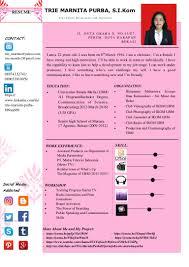 Ucf Resume Cv Surat Lamaran Compressed
